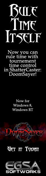 ShatterCaster:DoomSayer on Windows 8